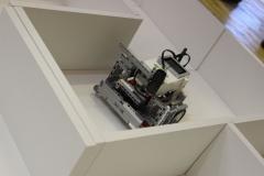 Лабиринт. Робот победителей