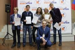 Копосов Д.Г. и главные судьи соревнований