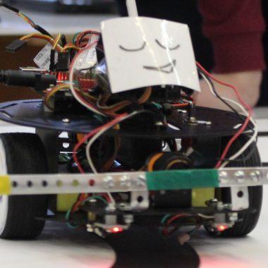 Это обаяние робототехники
