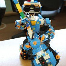 Первый шаг в робототехнику