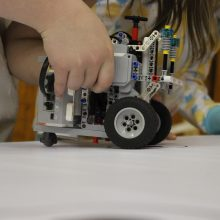 Турнир по робототехнике LEGO