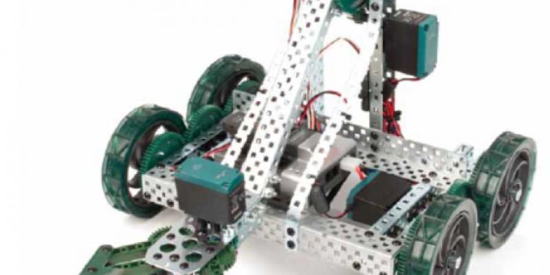 Роботы VEX